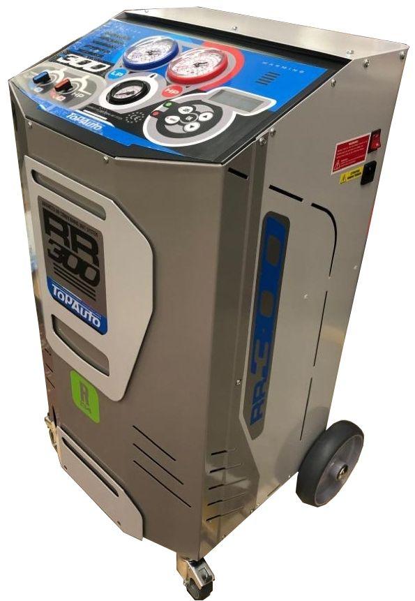 TopAuto RR300 Станция автоматическая для заправки автомобильных кондиционеров
