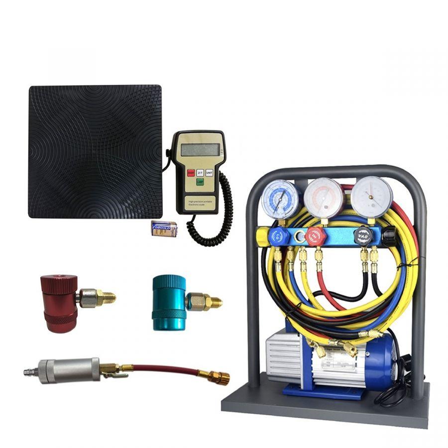 KraftWell KRW134ALC Комплект для обслуживания кондиционеров
