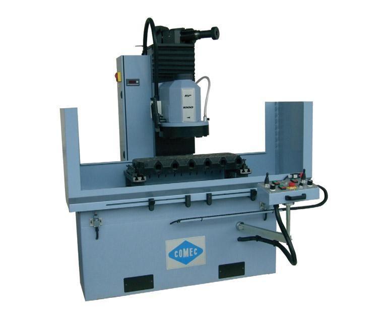 Comec RP1000 Станок для шлифовки поверхности головок и блоков цилиндров