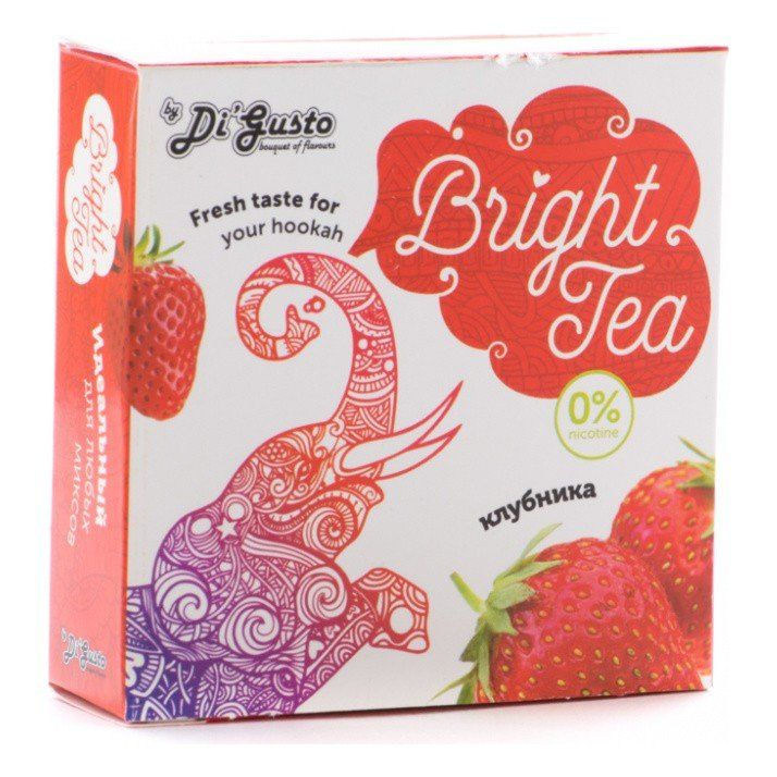 Смесь Brigth Tea - Клубника (50 грамм)