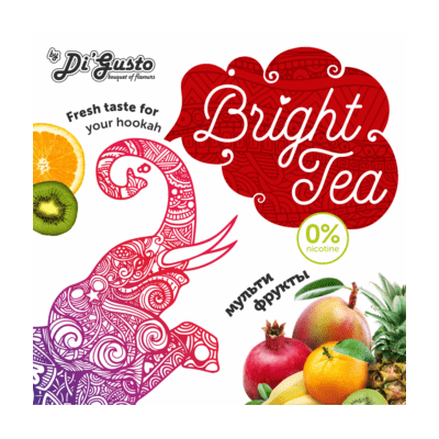 Смесь Brigth Tea - Мультифрукты (50 грамм)