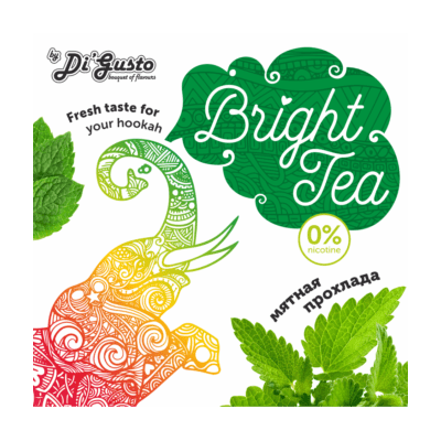 Смесь Brigth Tea - Мятная Прохлада (50 грамм)