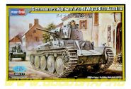 German Pz.Kpfw. / Pz.BfWg 38(t) Ausf. B