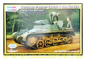 German Panzer 1 Ausf A Sd.Kfz.101 (Early/Late Version)