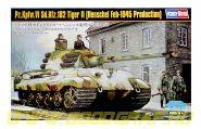 Pz.Kpfw.VI Sd.Kfz.182 Tiger II (Henschel Feb-1945 Production)
