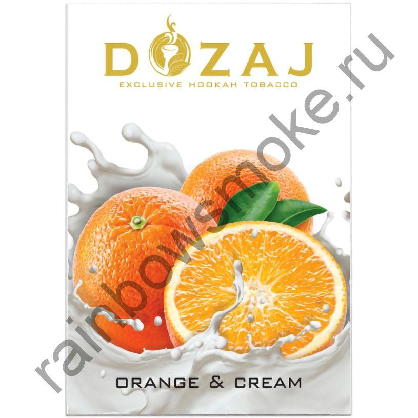 Dozaj 50 гр - Orange & Cream (Апельсин со Сливками)
