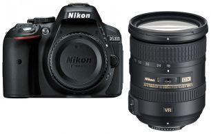Nikon D5300 Kit (18-200mm f/3.5-5.6G VR ED AF-S DX Zoom-Nikkor