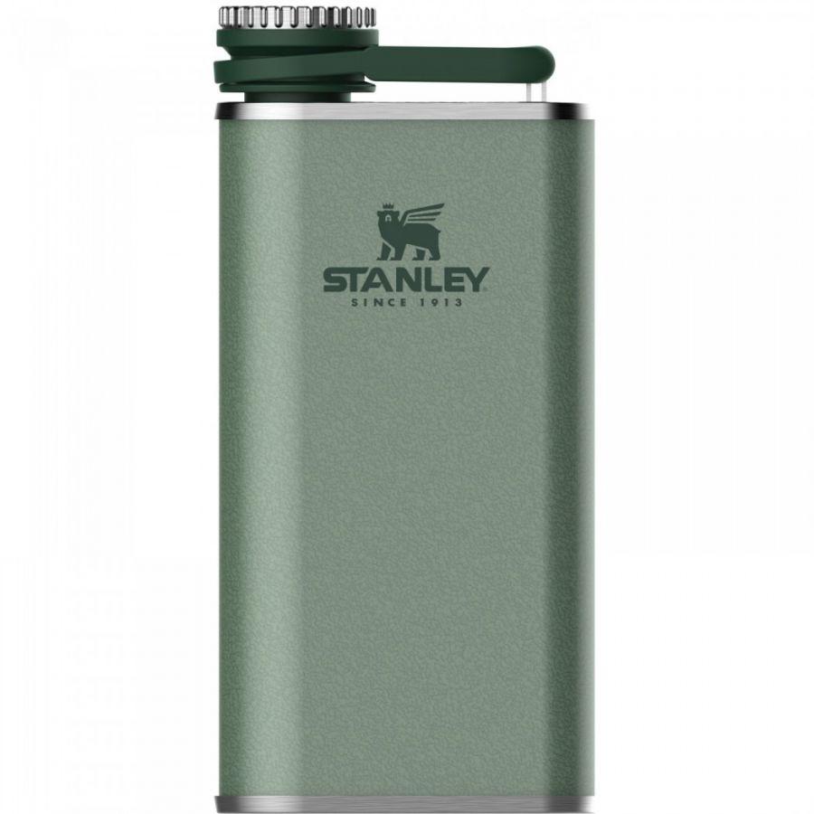 Фляга STANLEY Classic 0,23 л темно-зеленая (10-00837-126)