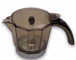 Кувшин с крышкой для кофеварки De'Longhi ALICIA EMK6, EMKE63
