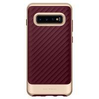 Чехол SGP Spigen Neo Hybrid для Samsung S10 Plus бордовый: купить недорого в Москве — выгодные цены в интернет-магазине противоударных чехлов для телефонов Самсунг S10 Плюс — «Elite-Case.ru»
