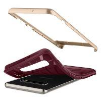 Оригинальный чехол SGP Spigen Neo Hybrid для Samsung S10 Plus бордовый: купить недорого в Москве — выгодные цены в интернет-магазине противоударных чехлов для телефонов Самсунг S10 Плюс — «Elite-Case.ru»