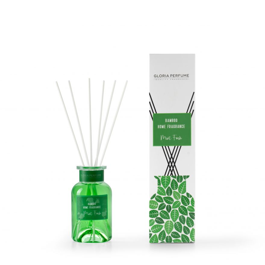 Аромадиффузор Bamboo Home Fragrance MINT FRESH 150 мл