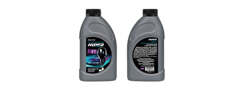 Масло моторное HIDEA  п/с 4Т SAE 10W-40 SJ, JASO-MA-2 1л