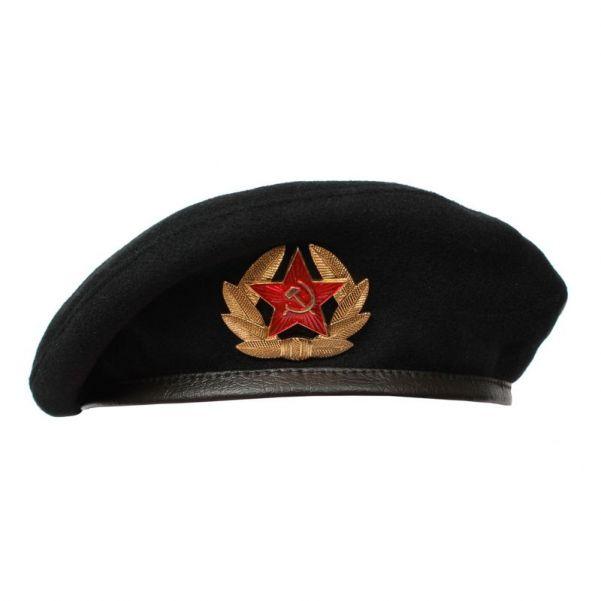 Чёрный Берет Морского Пехотинца ВМФ