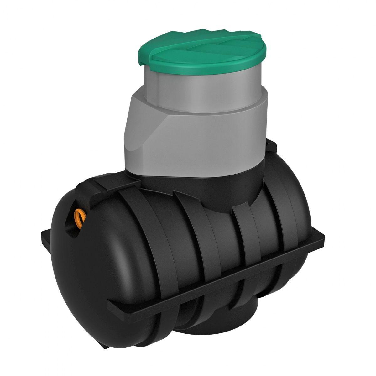Подземная емкость U 1250 литров