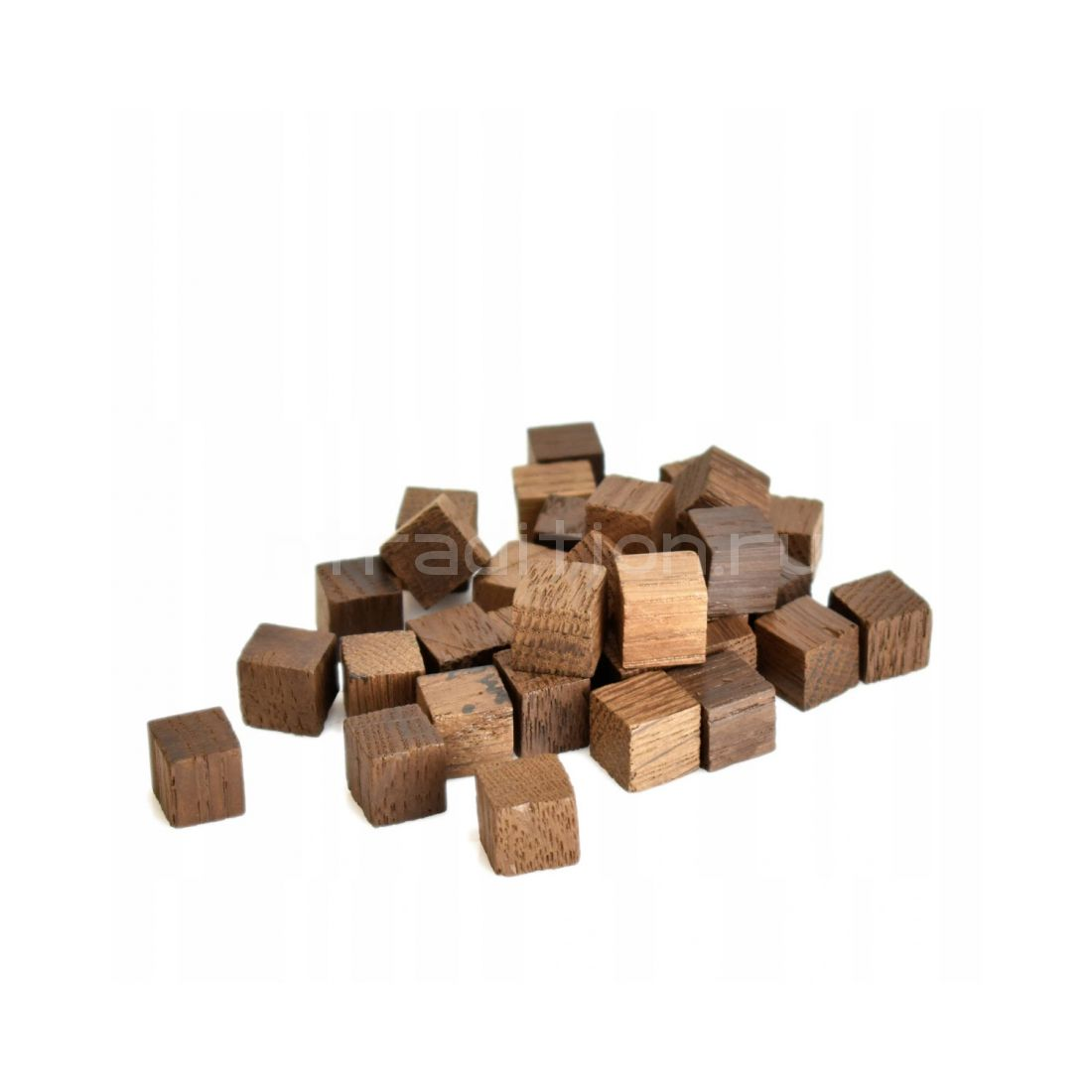 Кубики «Эксклюзив» из дерева Вишни, средний обжиг, 50 гр. (Сербия)