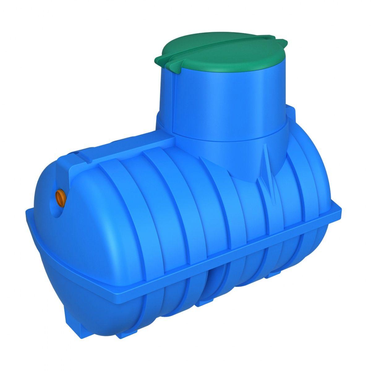 Подземная емкость U 3000 литров для питьевой воды