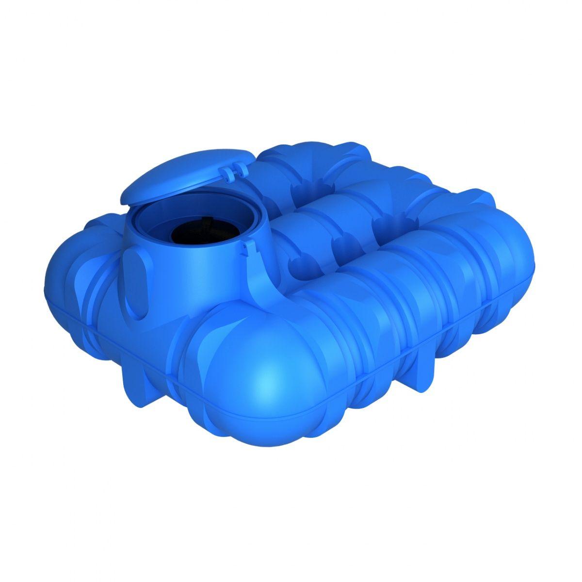 Подземная емкость R 3000 литров синий