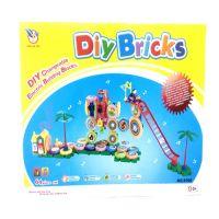Конструктор DIY BRICKS