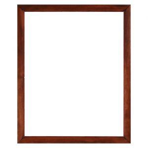Рама для зеркал и картин, дерево, 40 х 50 х 3.0 см, липа, вишня