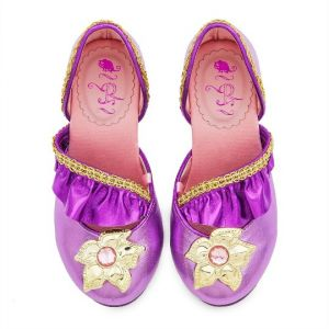 Туфли принцессы Рапунцель Дисней 17 см по стельке