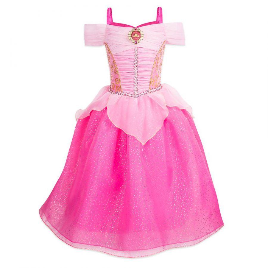 Костюм платье Авроры - Спящая красавица  Дисней
