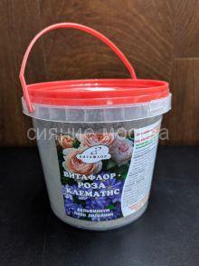 Органическая подкормка Витафлор – Роза Клематис, 1 л