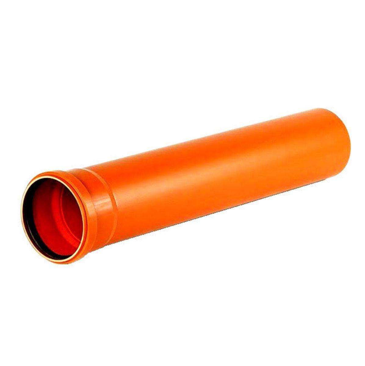 Труба пластиковая 110х1000