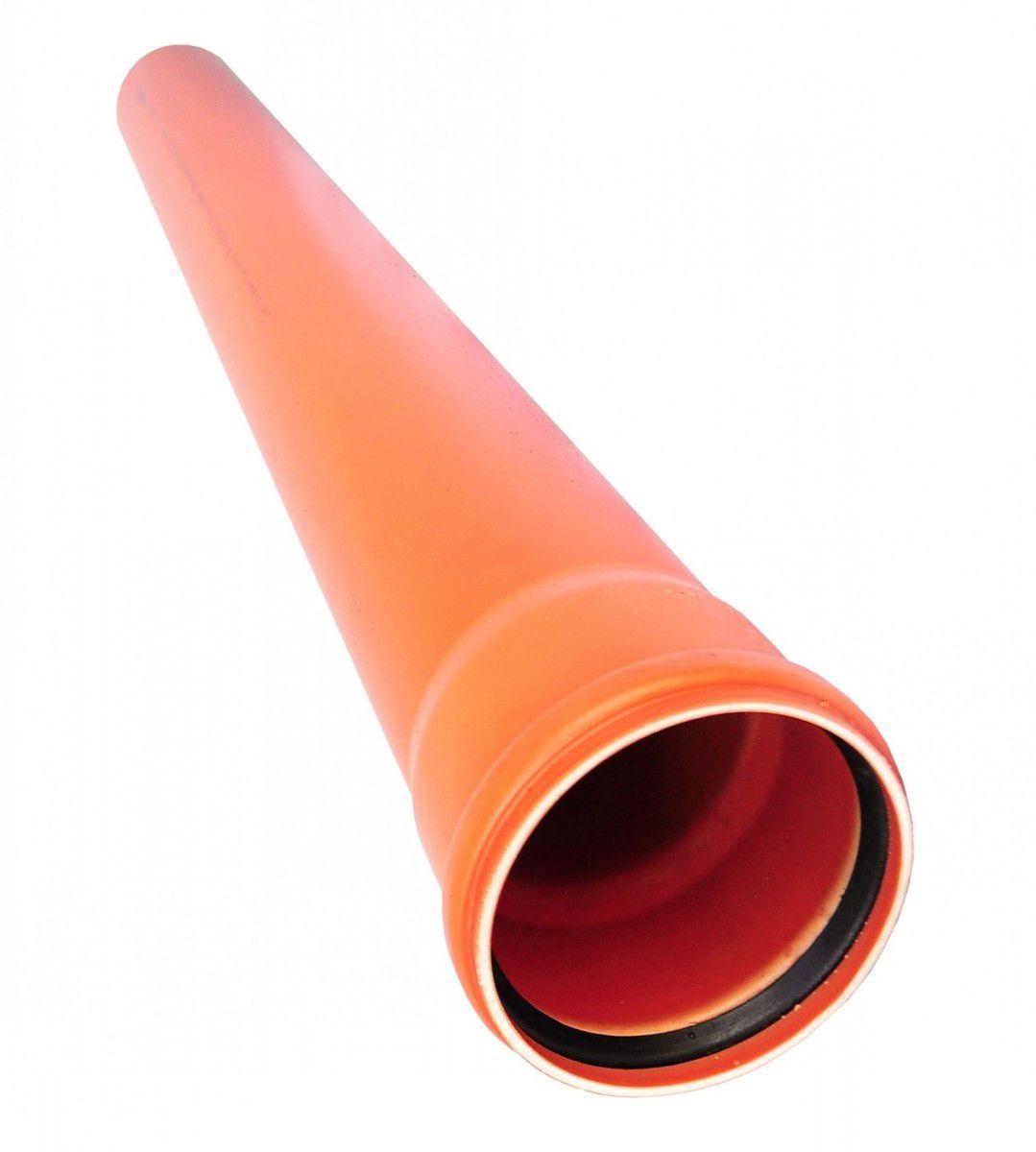 Труба пластиковая 110х2000