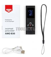 Лазерная рулетка AMO B30 купить с доставкой по России и СНГ.