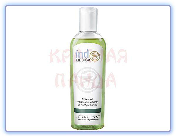 Активное травяное масло от потери волос МейТан
