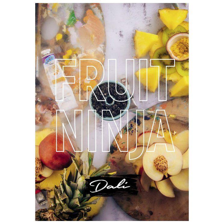 Смесь Daly - Fruit Ninja (Фруктовый Ниндзя, 50 грамм)