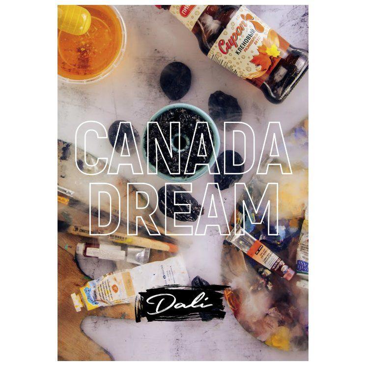 Смесь Daly - Canada Dream (Канадская Мечта, 50 грамм)