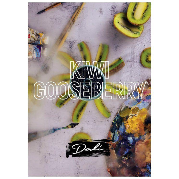 Смесь Daly - Kiwi GooseBerry (Киви и Крыжовник, 50 грамм)