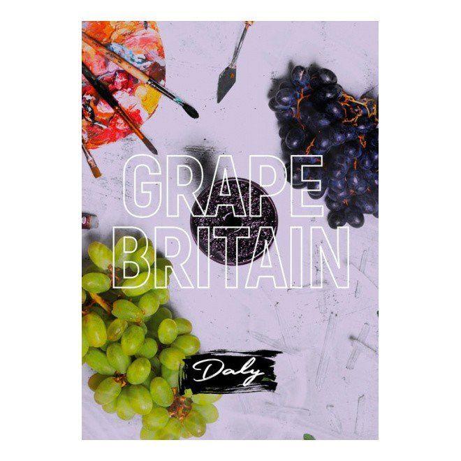 Смесь Daly - Grape Britain (ВиноградоБритания, 50 грамм)
