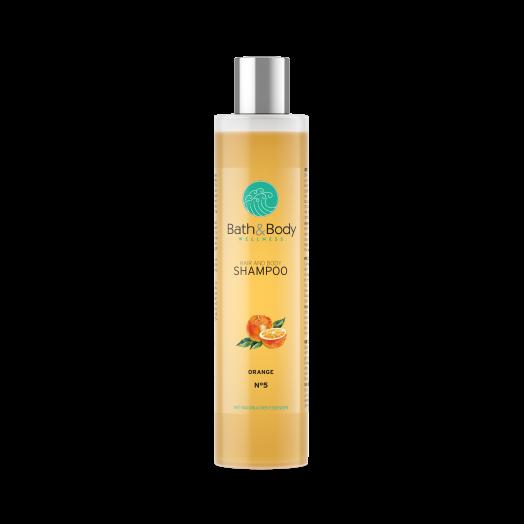Шампунь для волос / Апельсин / При избыточной жирности волос