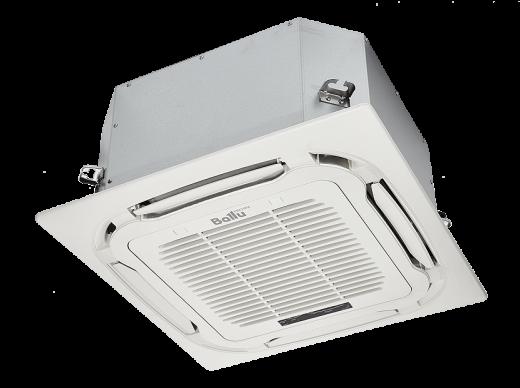 Комплект Ballu Machine BLCI_C-12HN8/EU (compact) инверторной сплит-системы, кассетного типа
