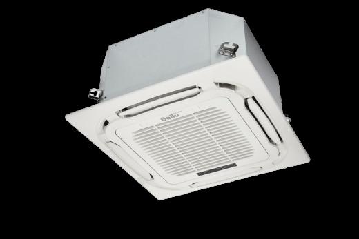 Комплект Ballu Machine BLC_C-18HN1_19Y (compact) полупромышленной сплит-системы, кассетного типа