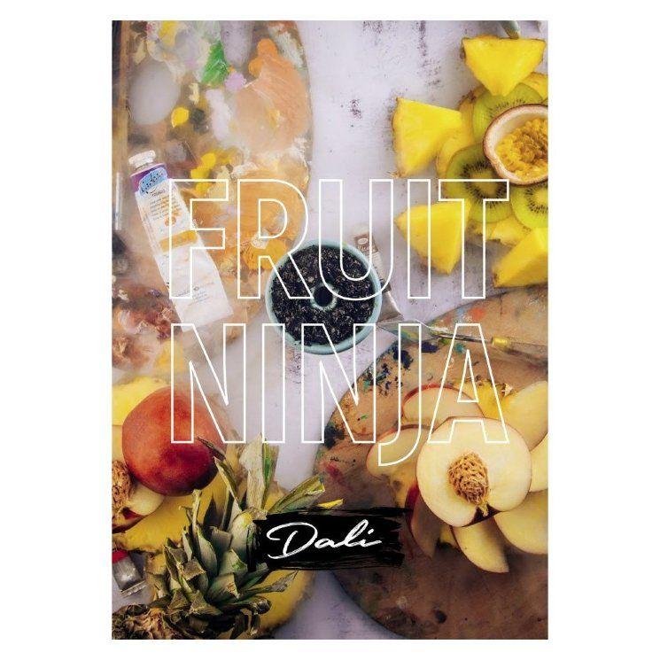 Смесь Daly - Fruit Ninja (Фруктовый Ниндзя, 250 грамм)