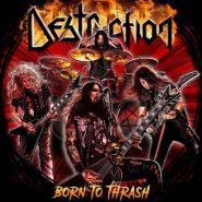 DESTRUCTION - Born to thrash (Live in Germany) [DIGI]