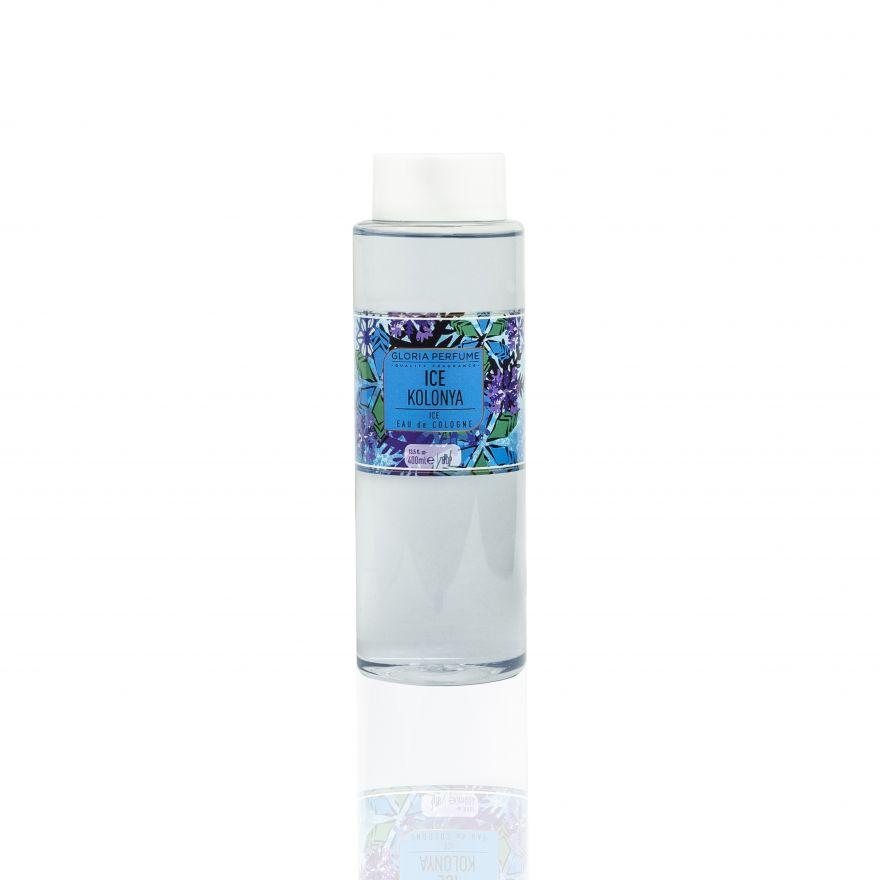 Антисептик Gloria Perfume ICE Kolonya 400мл