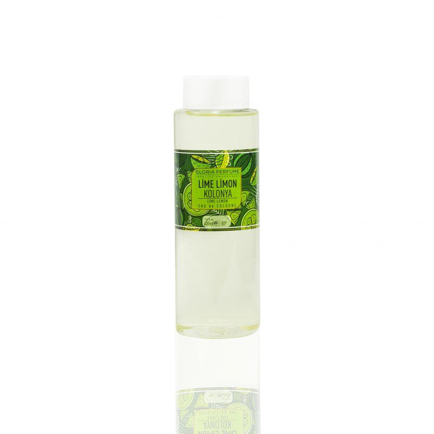 Антисептик Gloria Perfume Lime Limon Kolonya 400мл