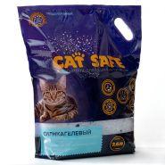 Cat safe наполнитель силикагель, 3.8л