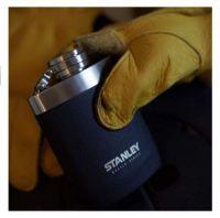 Фляга туристическая Stanley Master Pocket Flask 230 мл фото4