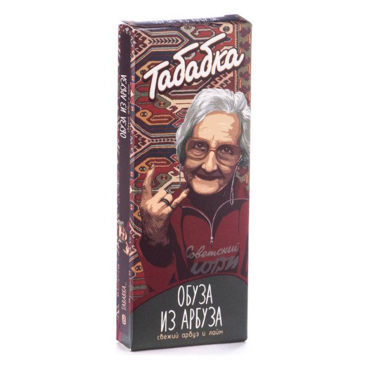 Смесь Табабка - Обуза из Арбуза (50 грамм)