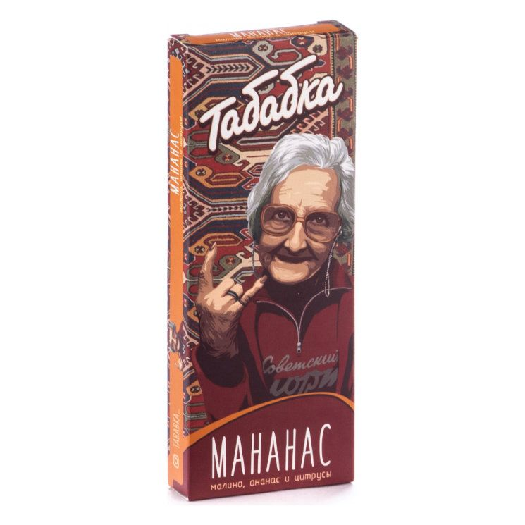 Смесь Табабка - Мананас (50 грамм)