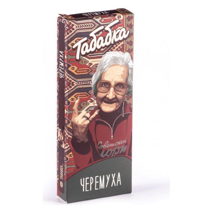 Смесь Табабка - Черемуха (50 грамм)