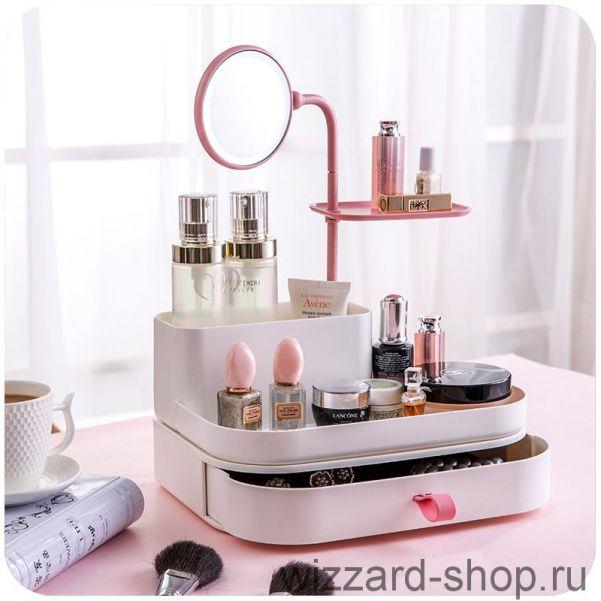 Настольный комод для хранения косметики Cosmetic Organizer 7009