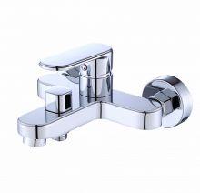 Смеситель для ванны с коротким изливом  Savol S-600303.хром