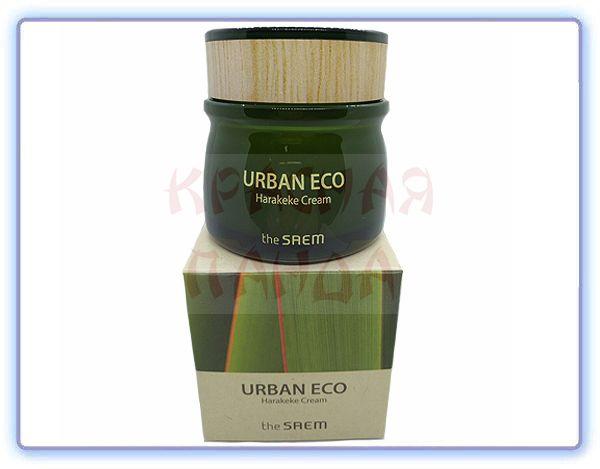 Крем для лица питательный The Saem Urban Eco Harakeke Cream